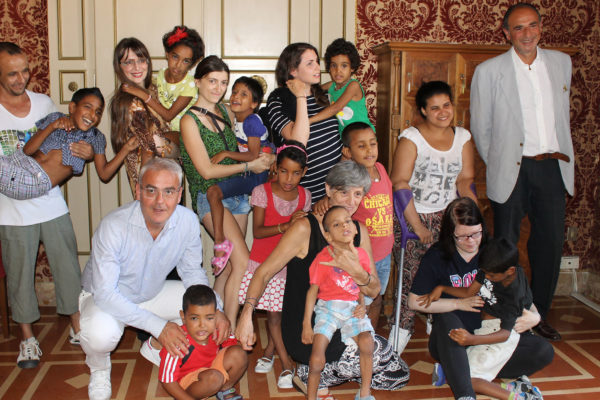 bambini di Rio de Oro