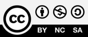 Logo Attribution-NonCommercial-ShareAlike 4.0 International