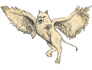 Grifone - Logo Res Novae